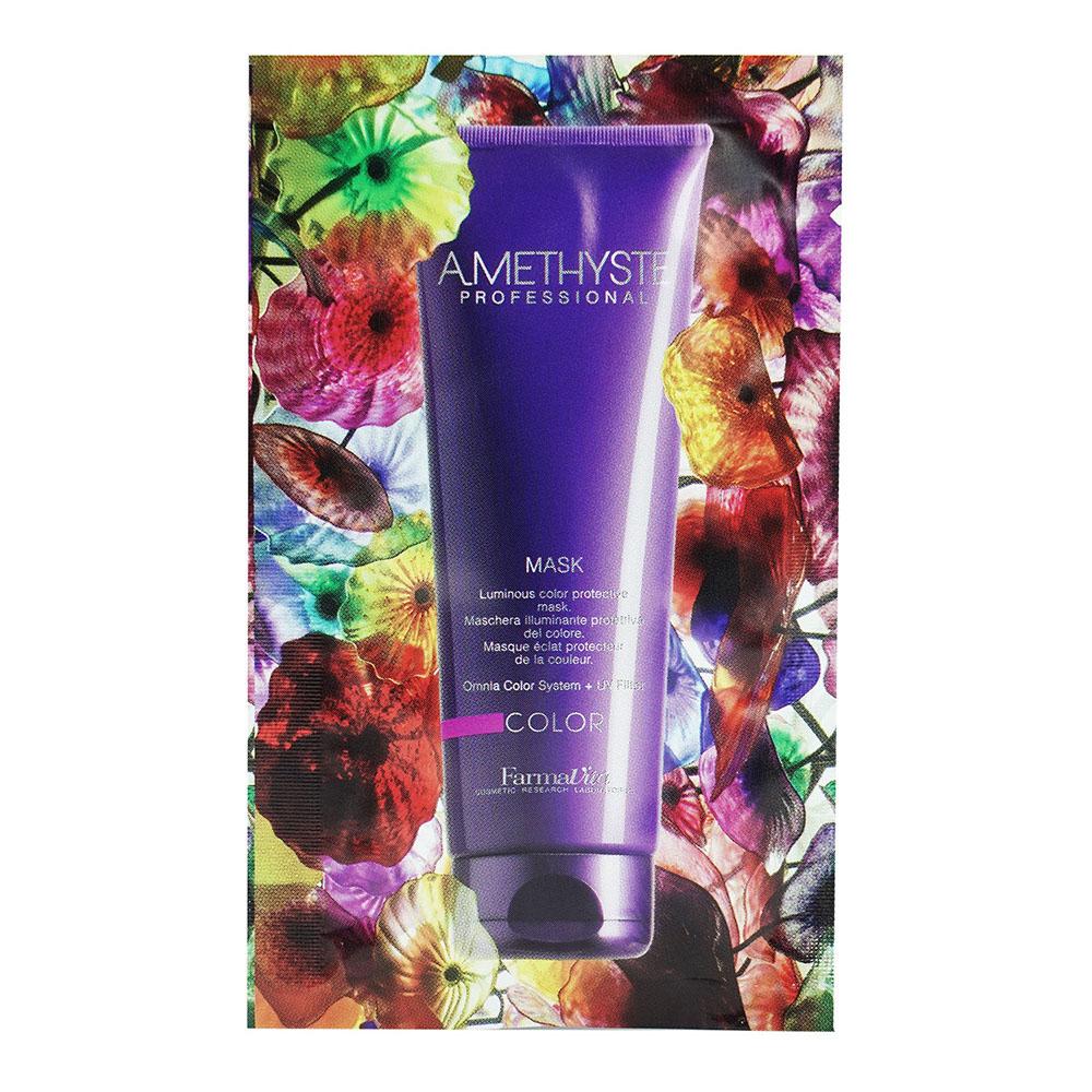 Amethyste Color Маска для догляду за фарбованим волоссям 10 ml