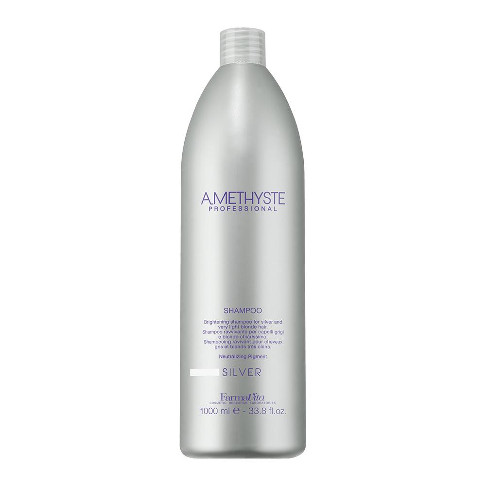 Amethyste Silver Шампунь для сивохо і освітленого волосся 1000 ml