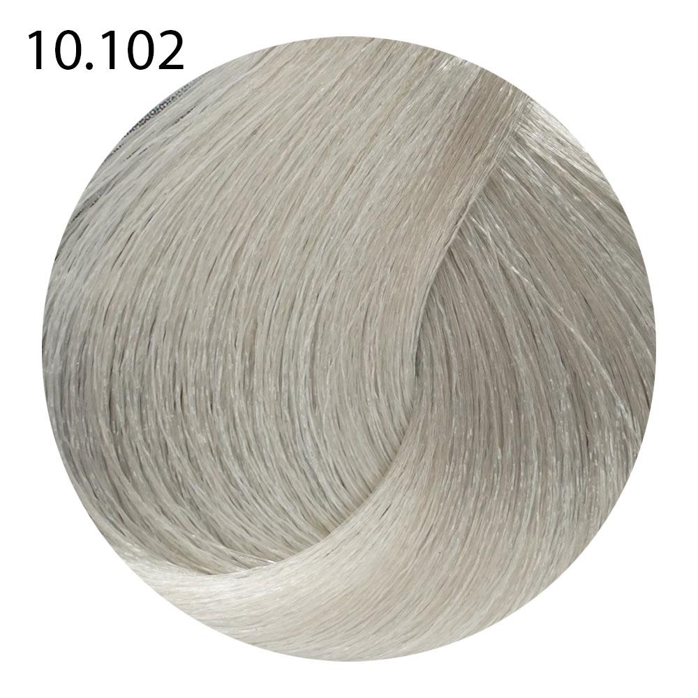 10.102 платиновый блондин пепельно-жемчужный Suprema Color (60 ml)