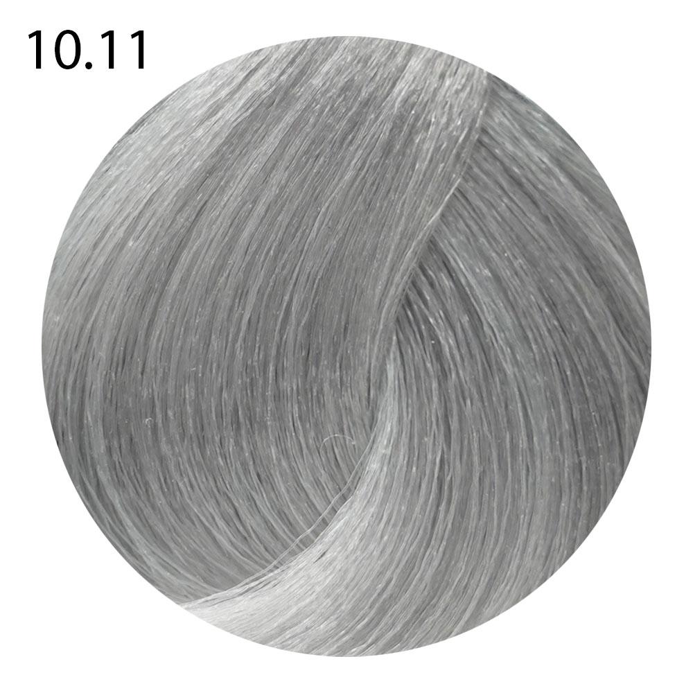 10.11 платиновый блондин интенсивно-пепельный Suprema Color (60 ml)