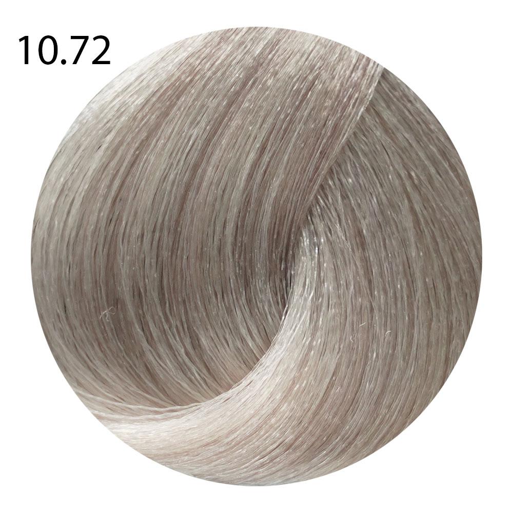 10.72 платиновый блондин коричнево-перламутровый Life Color Plus (100 мл)