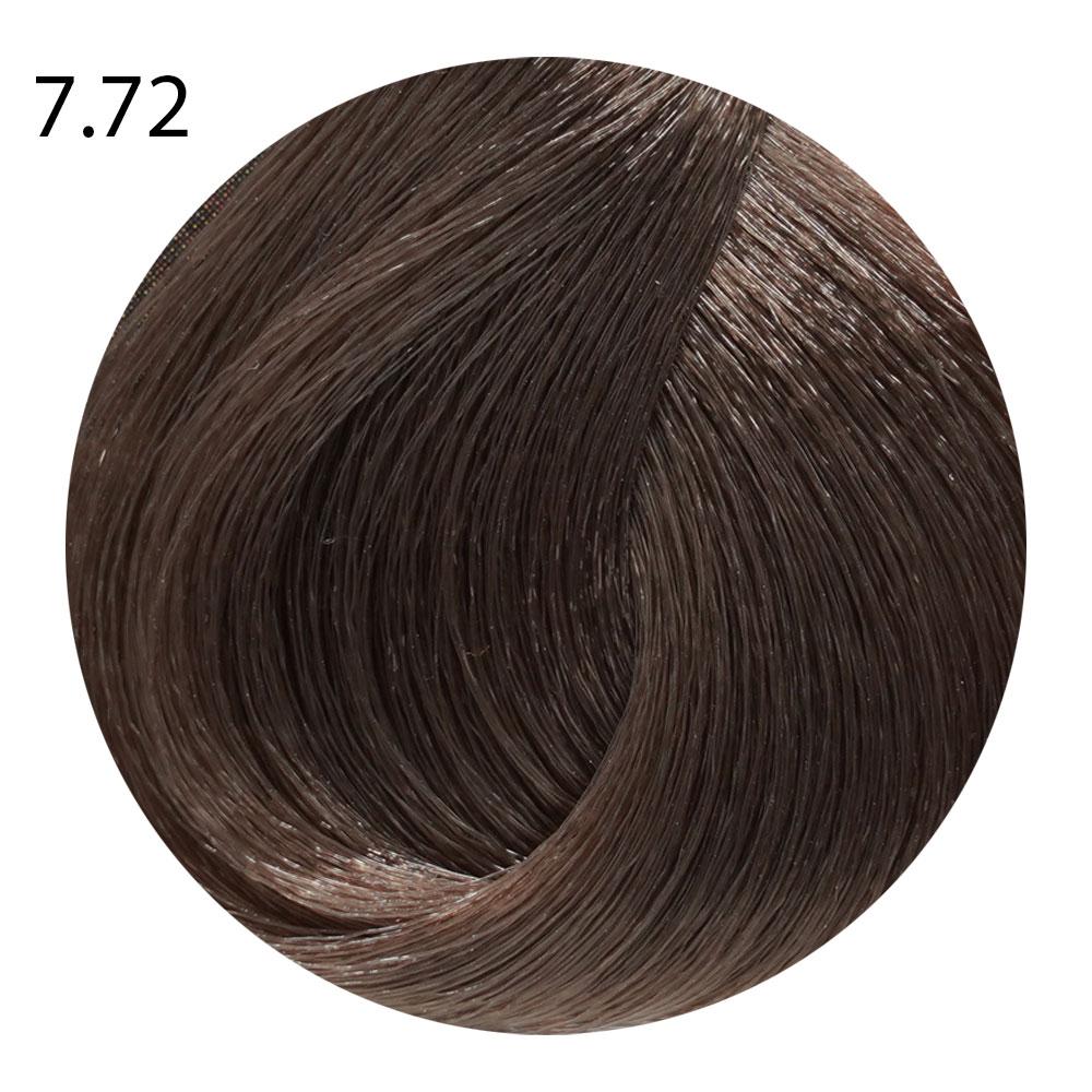 7.72 блондин коричнево-перламутровый Life Color Plus (100 мл)
