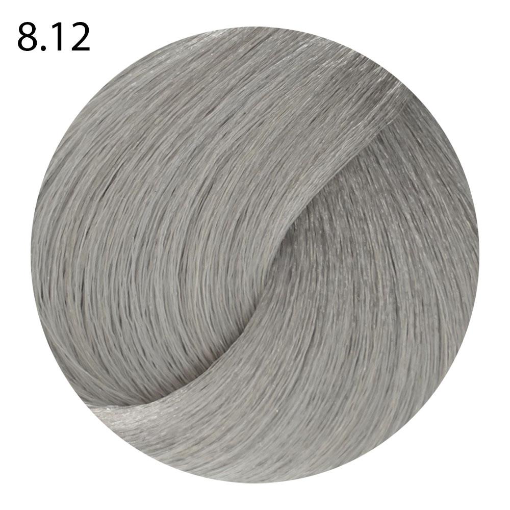 8.12 светлый блондин пепельно-перламутровый Suprema Color (60 ml)