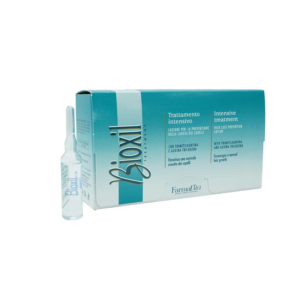 Bioxil Дерматологический лосьон против выпадения волос (Ампулы) 12*8 ml