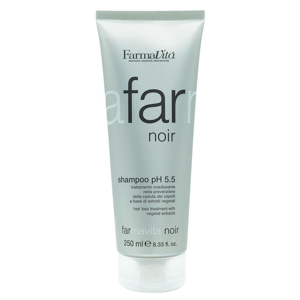 Farmavita Noir Шампунь против выпадения волос для мужчин 250 ml